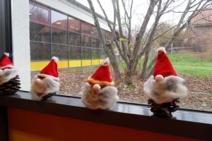 Weihnachtsbasteln 2 Klasse.Albert Schweitzer Schule In Lauenau Weihnachtsbasteln